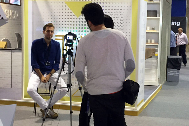 Entrevista a Millán Farfán, CEO de The Image Company