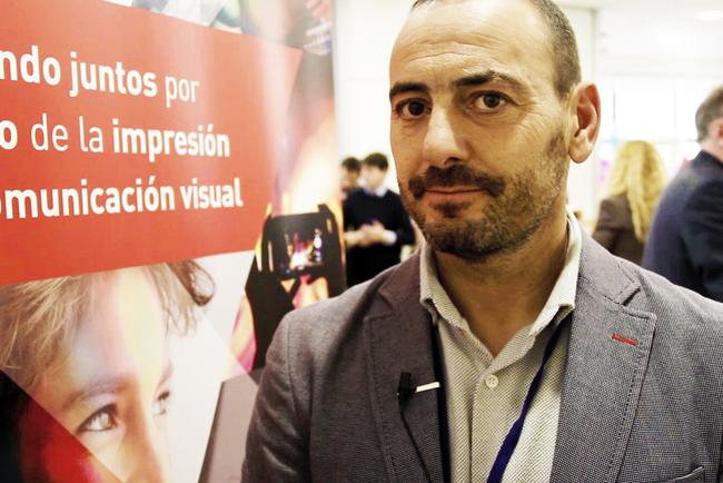 Entrevista a Gabriel Virto, nuevo Presidente de FESPA España