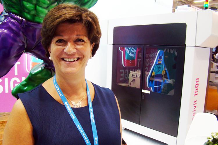 Entrevista a Isabelle Marelly, Directora de Marketing de Massivit 3D