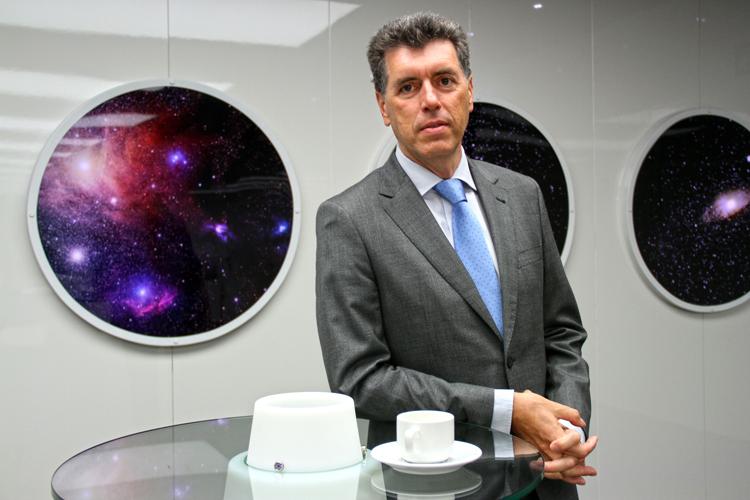 """Alejandro García, presidente de Aspack: """"El sector está afrontando retos importantes que se tratarán en el Congreso"""""""