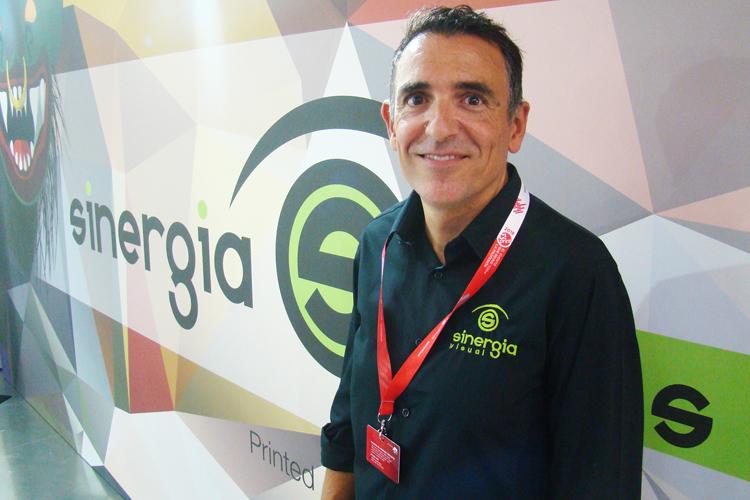 Entrevista a Mariano García, Director Comercial de Sinergia Visual