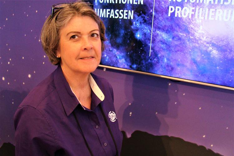 Entrevista a Anette Plummer Vice-Presidenta de SAi