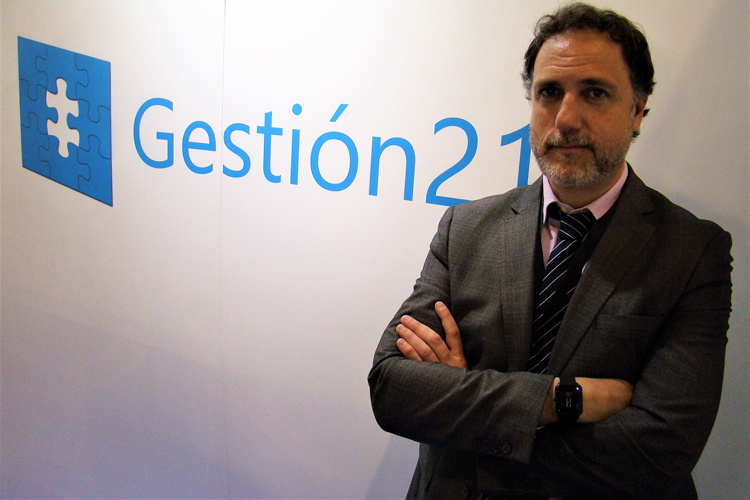 Entrevista a Pedro Hernández, Director Comercial de Consultores Asociados