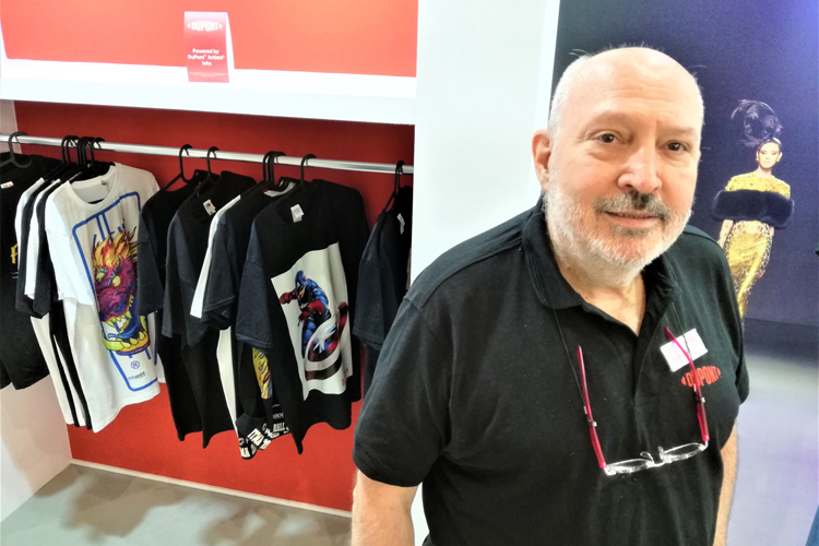 Entrevista a Francesc DeRoa, responsable de la división flexográfica y de tintas para la región mediterránea y África de DuPont