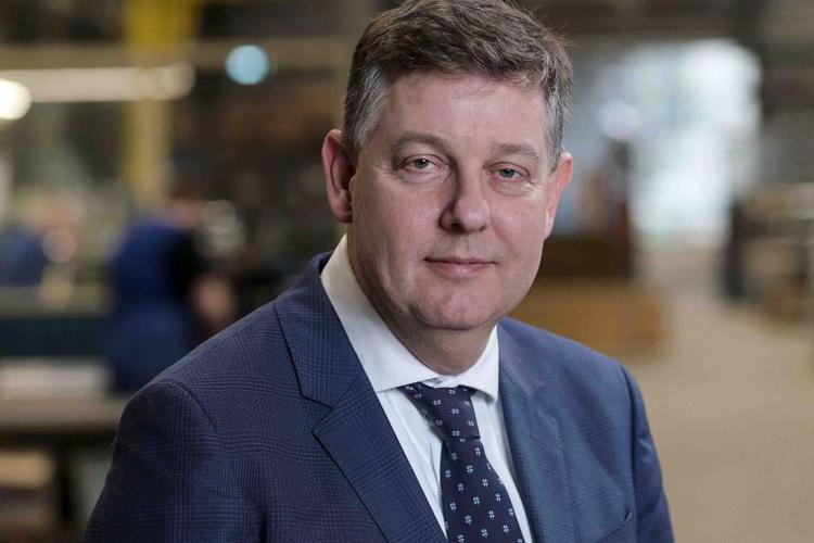 Entrevista a Rutger Jansen, director general de Contiweb