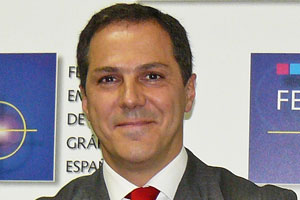 Entrevista a Eladio Muñoz, presidente de FEIGRAF