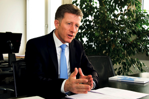Entrevista a Bruno Müller, Director ejecutivo de Müller Martini