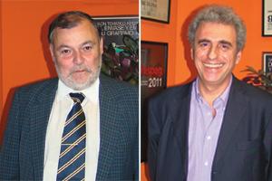 Entrevista a Manuel Pasamonte y Antonio Algueró sobre los 25 años de ATEF