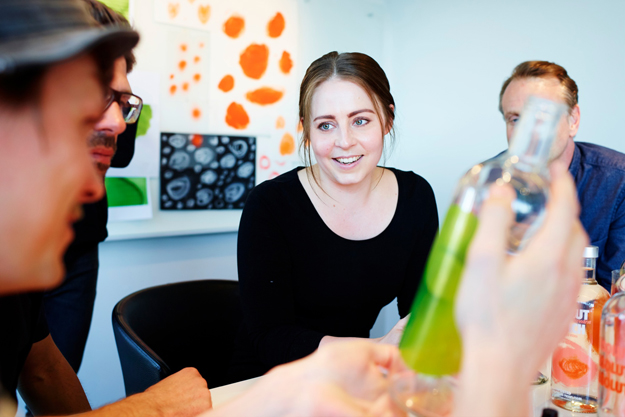 Entrevista a Caroline Mörnås de Absolut Global Brand Manager