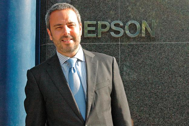 Pulso del sector a Óscar Visuña, Director de la División de Gran Formato de Epson Ibérica