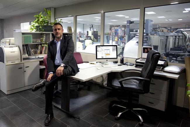 Pulso del sector a Víctor Bertol, Director de Marketing en Forquimsa