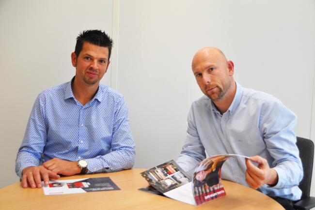 Entrevista con Gert Geens y Sébastien Stabel, nuevos responsables del departamento de cajas plegables de Xeikon