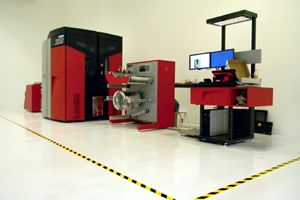 First Xeikon 3050 with in-line laser finishing for C5 Design in Mexico