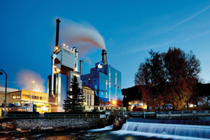 Heinzel Group: The new paper machine in Poels is in operation.