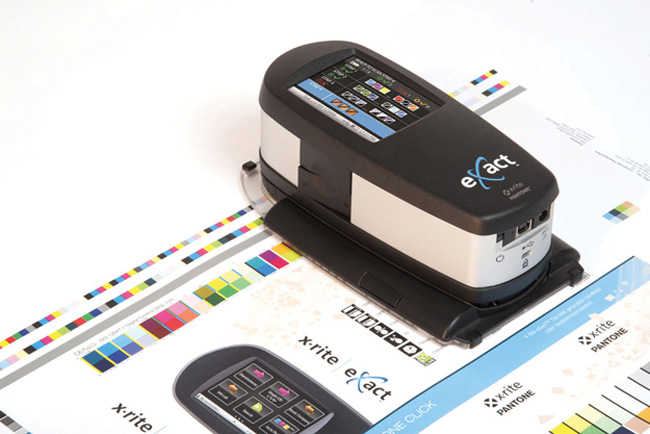 Market-Leading X-Rite eXact™ Spectrophotometer Platform Extended with New Scan Capability