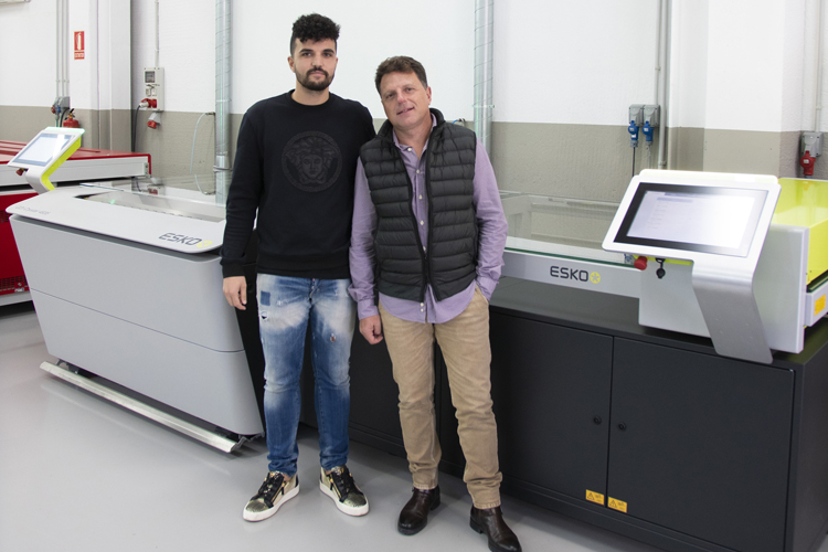 Prepress success for AG Parera with ESKO CDI Plate Production Investmen