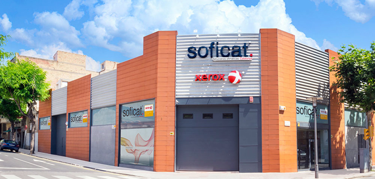 Soficat Xerox, Global Partner de Graphispag