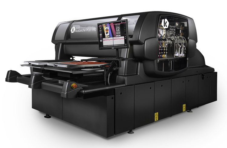 Kornit Digital Reinvents Industrial Polyester Printing with Breakthrough Innovation and Technology