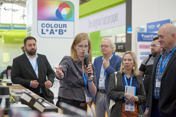 El Color L*A*B * de FESPA regresará para FESPA 2020 en Madrid