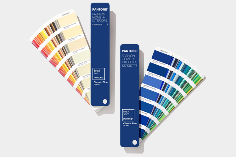 Pantone Reveals Color of the Year 2020: PANTONE® 19-4052 Classic Blue