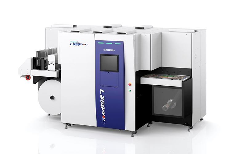 Astrografe wins new business with Screen L350UV+LM printer – even in midst of corona crisis