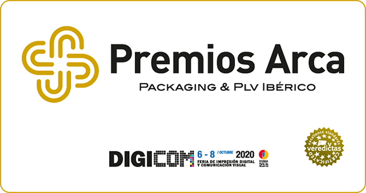 Convocatoria Premios ARCA 2020 de Packaging & PLV