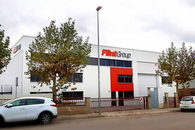 Flint Group Packaging Inks traslada sus oficinas de Barcelona