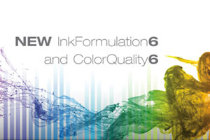 X-Rite comercializa la versión 6 de InkFormulation y ColorQuality