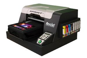 Anajet Sprint, impresora textil directa de alto rendimiento