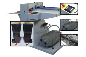 Ara Profi comercializa la hendidora microperforadora GPM 540 A