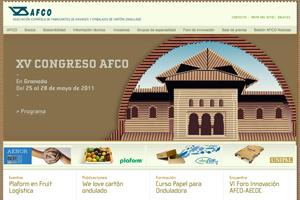 El XV Congreso de AFCO se celebrará en Granada