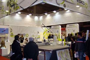 EskoArtwork presentó en graphispag 2011 soluciones de futuro para el mercado gráfico