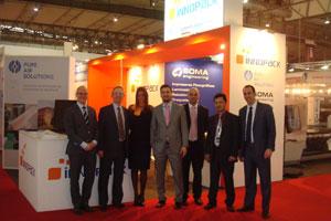Innopack cosecha éxitos en Graphispag 2011