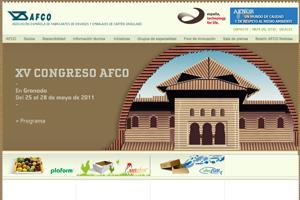 XV Congreso de AFCO en Granada