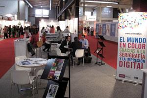 AEDES trasladó la realidad del sector de Serigrafía e Impresión Digital a graphispag 2011