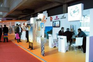Grupo Mediaflex presentó en Graphispag su oferta global para el sector flexográfico