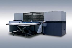 Durst Rho 750 HS, impresión digital sobre cartón ondulado