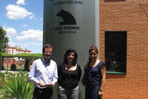 AFCO colabora con la Fundación APAI