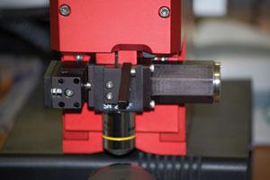 MD-3DQC en la distribución de SIBRESS: máxima precisión para la medición de cilindros anilox y moldes de huecograbado