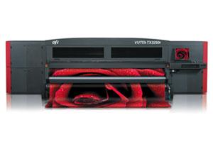 EFI estrena la mejor impresora textil en su categoría, en ITMA