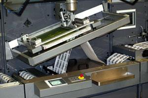 Nueva unidad de impresión para serigrafía SGV de SMAG