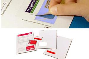 Etiqueta integrada, ahorro de tiempo y costos de impresión en la empresa actual