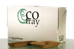 ECO TRAY, la bandeja ecológica de Smurfit Kappa para el sector hortofrutícola, presente en la Fruit Logística de Berlín