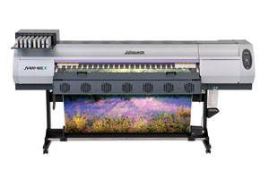 Mimaki presenta la gama de impresoras de inyección de tinta JV400