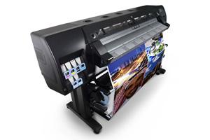 Las impresoras HP Designjet L28500 y L26500 realizaron su debut internacional en FESPA Digital 2012