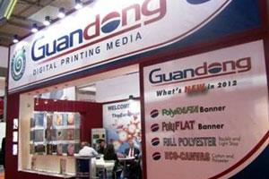Guandong establece un nuevo récord en Fespa 2012
