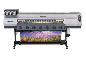 La serie Mimaki JV400 tiene una buena acogida entre impresores de todo el mundo