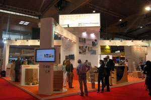 Tecnicarton presenta en Hispack 2012 su nuevo sistema de palé non stop