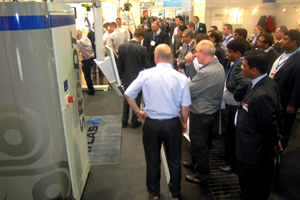 Atlas Converting Equipment, buenos resultados  en drupa