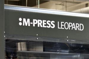 Agfa :M-Press Leopard, la protagonista en drupa